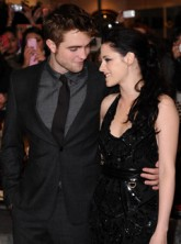 Robert Pattinson & Kristen Stewart - Breaking Dawn Premiere - Twilight Breaking Dawn - Marie Claire - Marie Claire UK