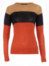 Dorothy Perkins Colour Block jumper - Fashion Buy of the Day - Marie Claire