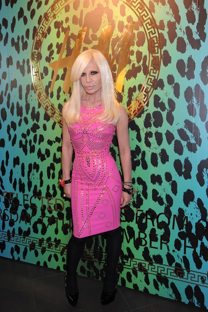 Versace for H&amp;M, Versace, H&amp;M, Versace and H&amp;M, Donatella Versace