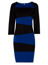 Mango bicolour dress, 49.90 - Fashion Buy fo the Day - Marie Claire - Marie Claire UK