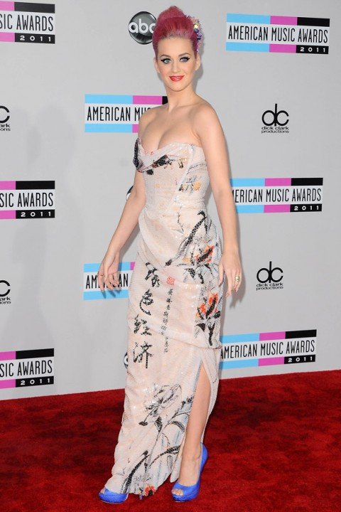 Katy Perry - American Music Awards - AMAs - Music Awards - Marie Claire - Marie Claire UK