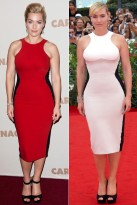 kate winslet - stella mccartney dress - fashion - same dress - designer