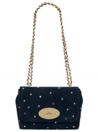 Mulberry Lily with gems handbag - fashion