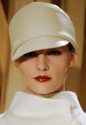 Hermes A/W 2011 Fashion Trends Hats