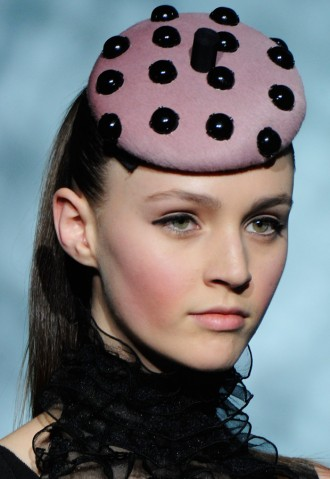 Marc Jacobs A/W 2011 Fashion Trends Hats