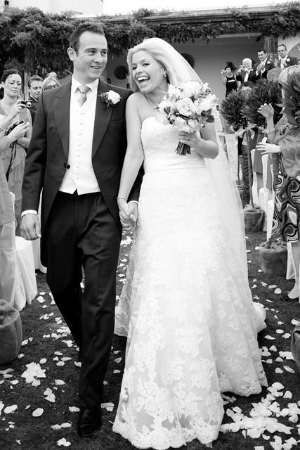 Sally Mote - Real life brides