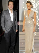 Dannii Minogue and David Walliams Britain's Got Talent