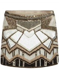 All Saints sequinned skirt - fashion - skirt - skirts