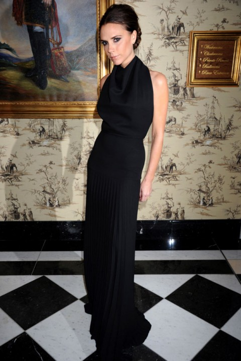 Victoria Beckham - british fashion awards 2011 - pictures - fashion - celebrity pictures - red carpet