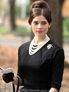 Ashley Greene - FIRST LOOK: Ashley Greene's Pan Am transformation - Ashley Green - Pan Am - Ashley Greene Pan Am - Marie Claire - Marie Claire UK