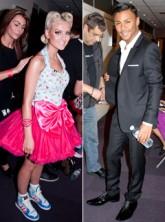 X Factor Behind the scenes