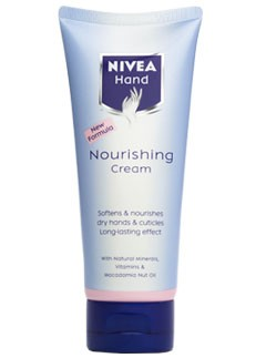 Nivea Nourishing Hand Cream - beauty - skincare - winter beuty