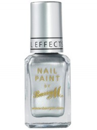 Barry M Silver Foil Nail Paint - beauty - buy of the day