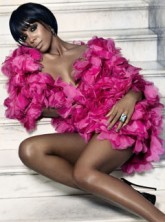 Kelly Rowland for Marie Claire Janurary 2012