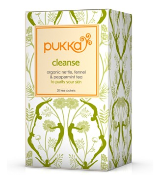 Pukka Herbs Cleanse Tea, Healthy tips, health, detox, keeping healthy, detox, weel-being, how to keep well