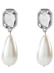 Coast pearl drop earrings - fashion buy of the day