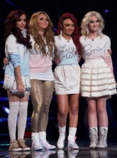 Little Mix - X Factor Fashion - X Factor - X Factor 2011 - Marie Claire - Marie Claire UK