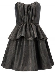 French Connection strapless dress - fashion - buy of the day - party - partywear