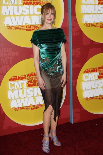 Nicole Kidman at the CMT Music Awards