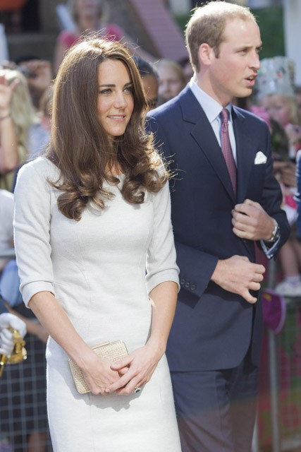 Prince William & Kate Middleton - Prince William - Kate Middleton - Prince William and Kate Middleton - Duke of Cambridge - Duchess of Cambridge - Marie Claire - Marie Claire UK