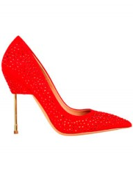 Kurt Geiger Swarovski embellished courts - buy of the day - fashion - marie claire