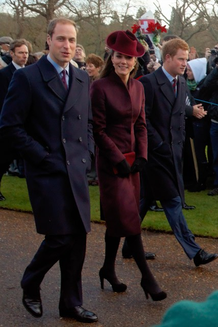 Duchess of Cambridge &amp; Prince William - Duchess of Cambridge - Prince Harry - Prince William - Kate Middleton - Charity Football match - Marie Claire - Marie Claire UK