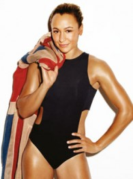 Jessica Ennis for Marie Claire