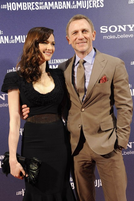 Rachel Weisz &amp; Daniel Craig - Rachel Weisz &amp; Daniel Craig make red carpet debut - Rachel Weisz - Daniel Craig - Marie Claire - Marie Claire UK