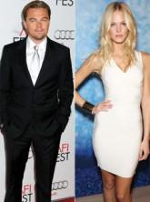 Leonardo Dicaprio and Erin Heatherton