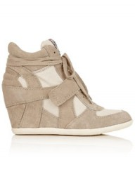 Ash wedge trainers - fashion - buy of the day