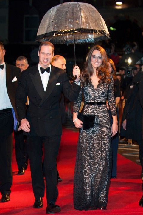 Duke & Duchess of Cambridge - War Horse Premiere - War Horse - Duke and Duchess of Cambridge - Kate Middleton - Prince William - Marie Clarie - Marie Clarie UK