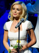 Katherine Jenkins - crying on stage - tour- Gethin Jones split - Marie Claire - Marie Claire UK