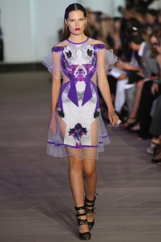 Prabal Gurung Spring/Summer 2012 collection