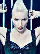 New Daphne Guinness collection for M?A?C Cosmetics