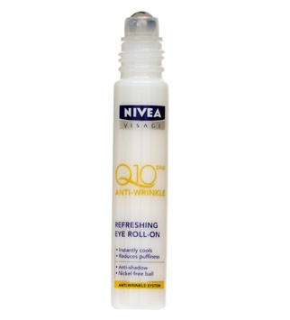 Nivea Visage Q10 Refreshing Eye Roll-On, £9.99