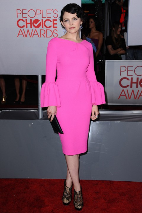 Ginnifer Goodwin - People's Choice Awards 2011 - People's Choice Awards - Marie Claire - Marie Claire UK