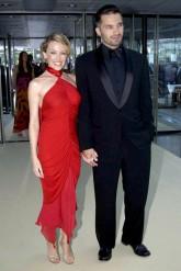 Olivier Martinez and Kylie Minogue