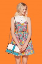 Primark Spring Summer 2012 Floral Print Mini Dress