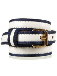 Topshop two-tone belt