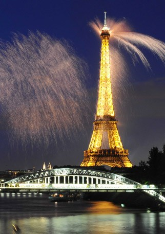 Eiffel Tower - Romantic Places to Propose - Romantic Destinations - Romantic Breaks - Marie Claire - Marie Claire UK