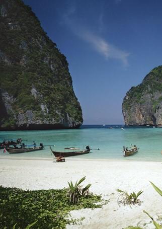 Maya Beach, Thailand - Romantic Places to Propose - Romantic Destinations - Romantic Breaks - Marie Claire - Marie Claire UK