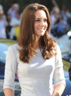 Duchess of Cambridge goes shopping on the King's Road in London