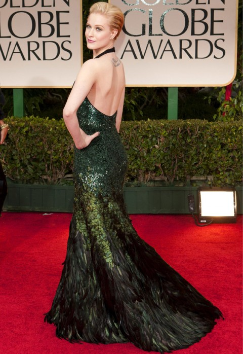 Evan Rachel Wood - Everyone's Wearing Backless Dresses - Everyone's Wearing - Backless Dresses - Marie Claire - Marie Claire UK