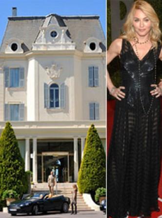 A-list Escapes - Madonna - Marie Claire - Marie Claire UK