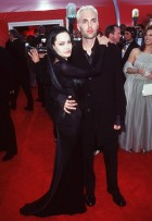 Angelina Jolie and brother 2000 Oscars - Marie Claire - Marie Claire UK