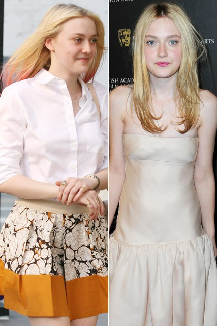 Dakota Fanning - Dakota Fanning's New Pink Do - Marie Clarie - Marie Claire UK