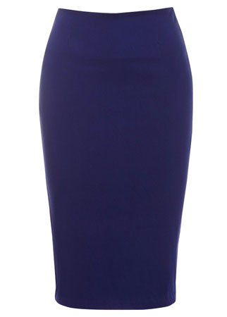 Lipsy pencil skirt, £38