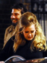 Adele and Simon Konecki, Adele boyfriend, Adele boyfriends, Adele boyfriend married, Adele relationship
