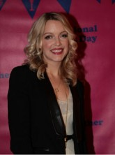 Lauren Laverne Oxfam Launch