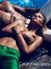 Calvin Klein Jeans spring/summer 2012 campaign